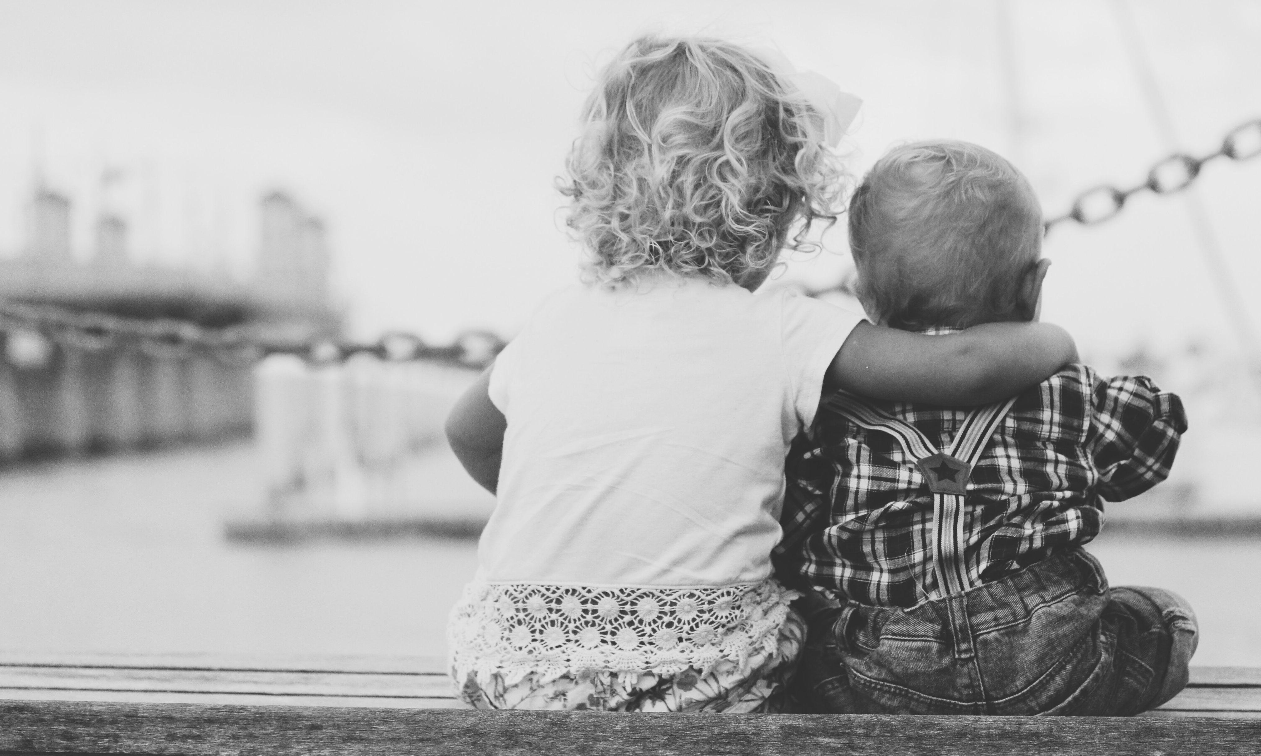 A propósito da relação entre irmãos…