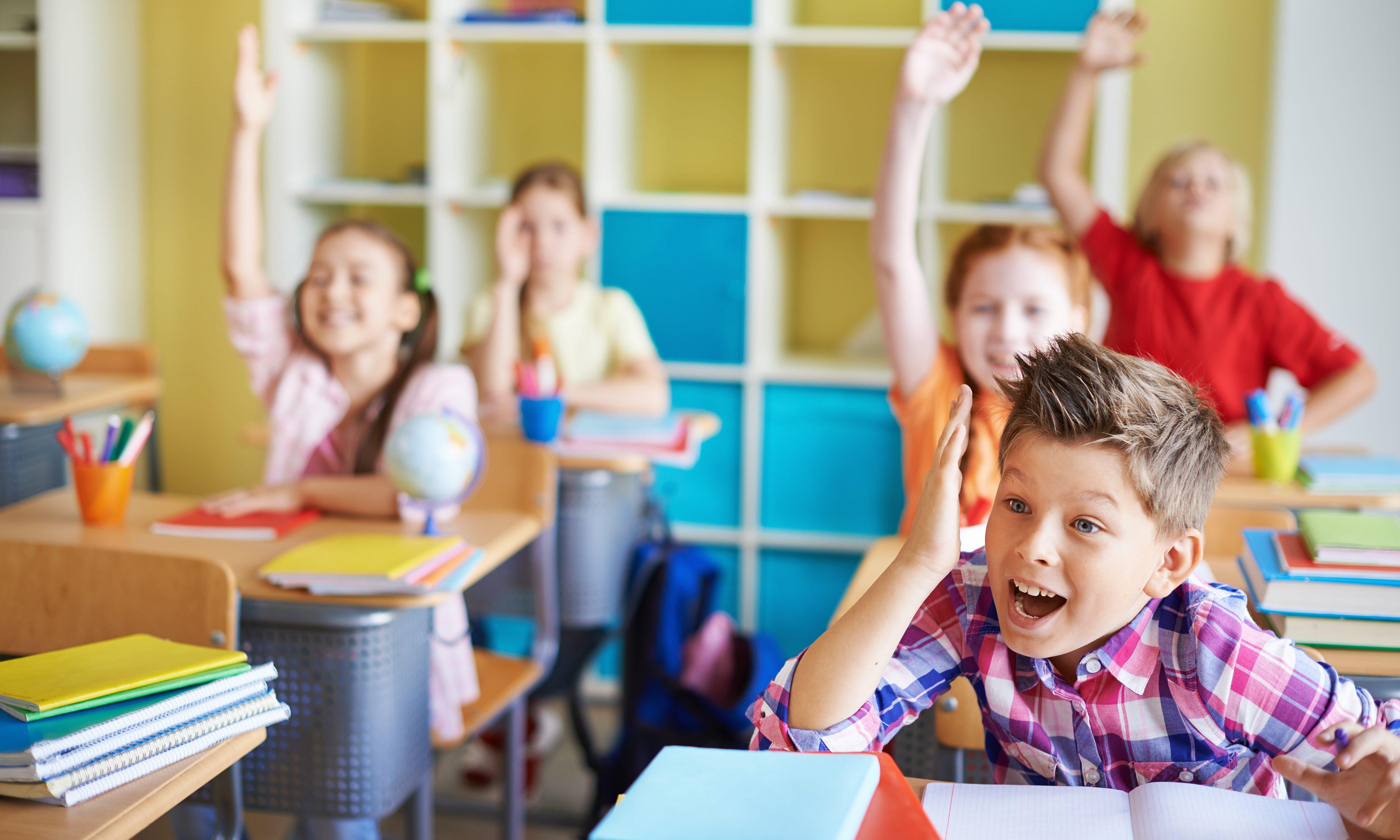 Portugal testa abolir as disciplinas escolares