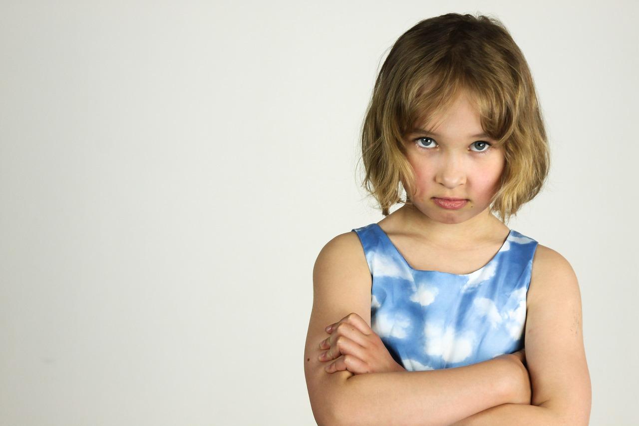 O que esconde o mau comportamento da criança
