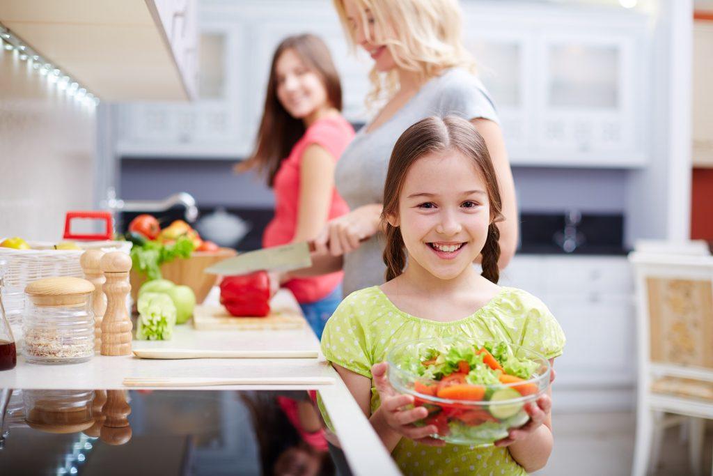 Dieta para crianças: Combater a obesidade infantil