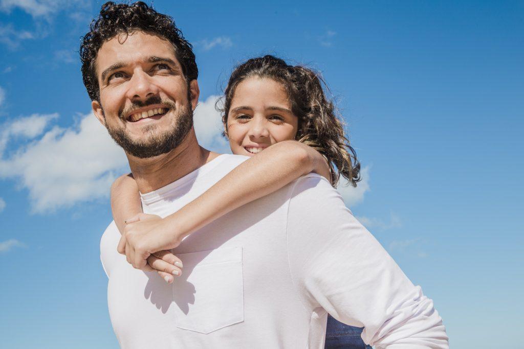 Carta de um pai para a filha