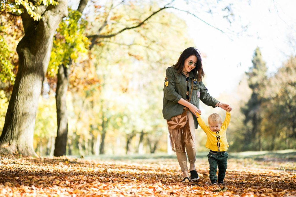 Dicas para ajudar o seu filho a ser autónomo