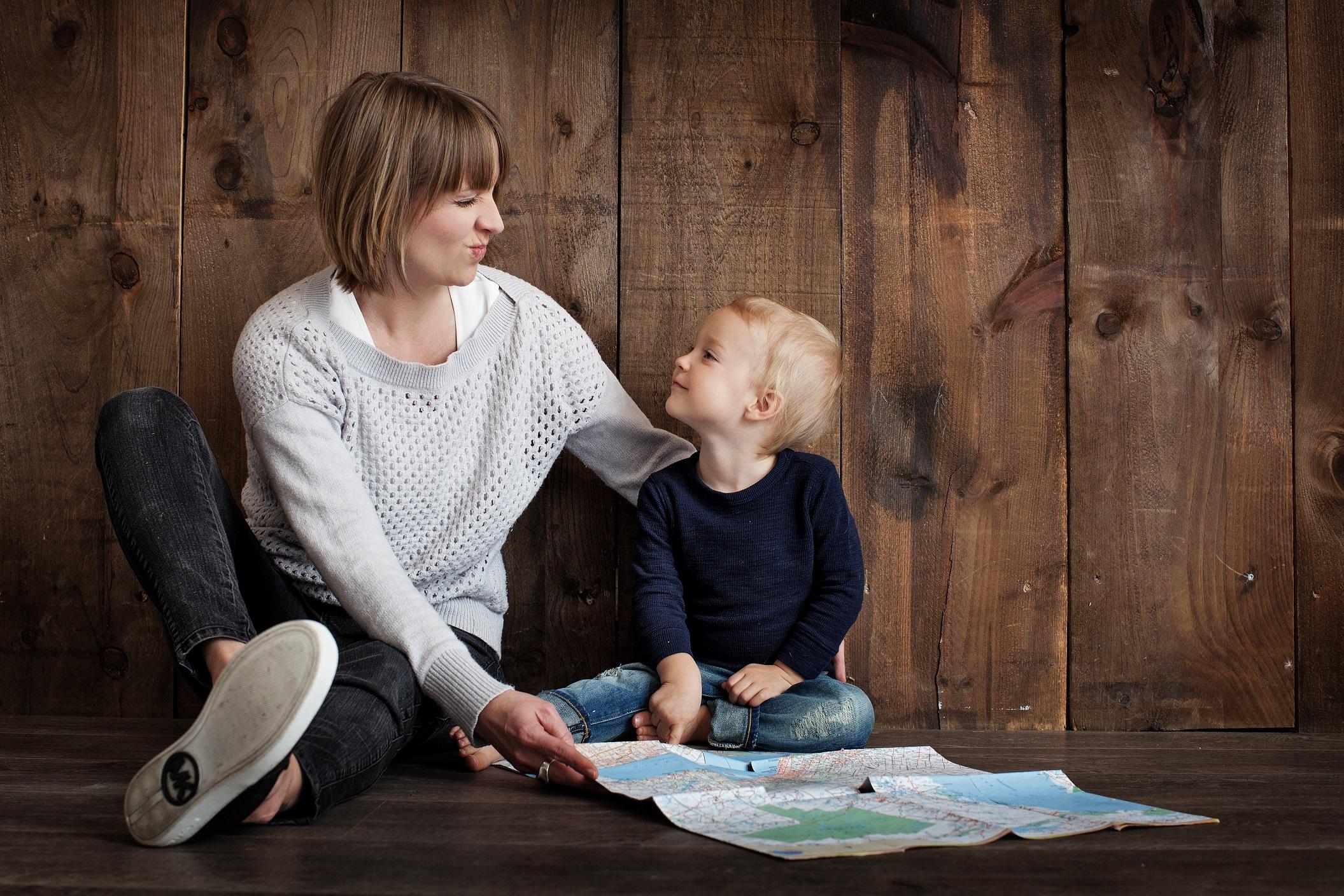 6 dicas para habituares o teu filho a comunicar contigo
